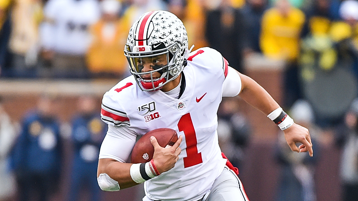 2020 Heisman Odds Tracker: Justin Fields Joins Trevor Lawrence as Top Front-Runner article feature image