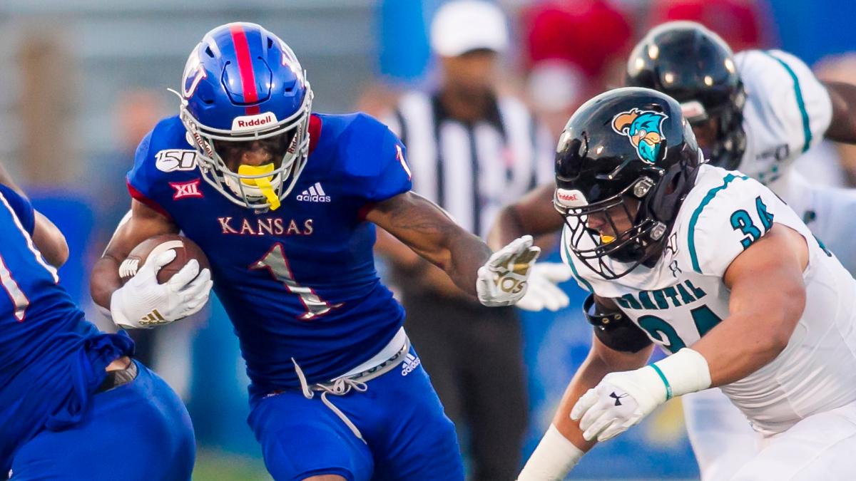 Coastal Carolina vs. Kansas Betting Odds & Pick: Don't Expect Much Defense (Saturday, Sept. 12) article feature image