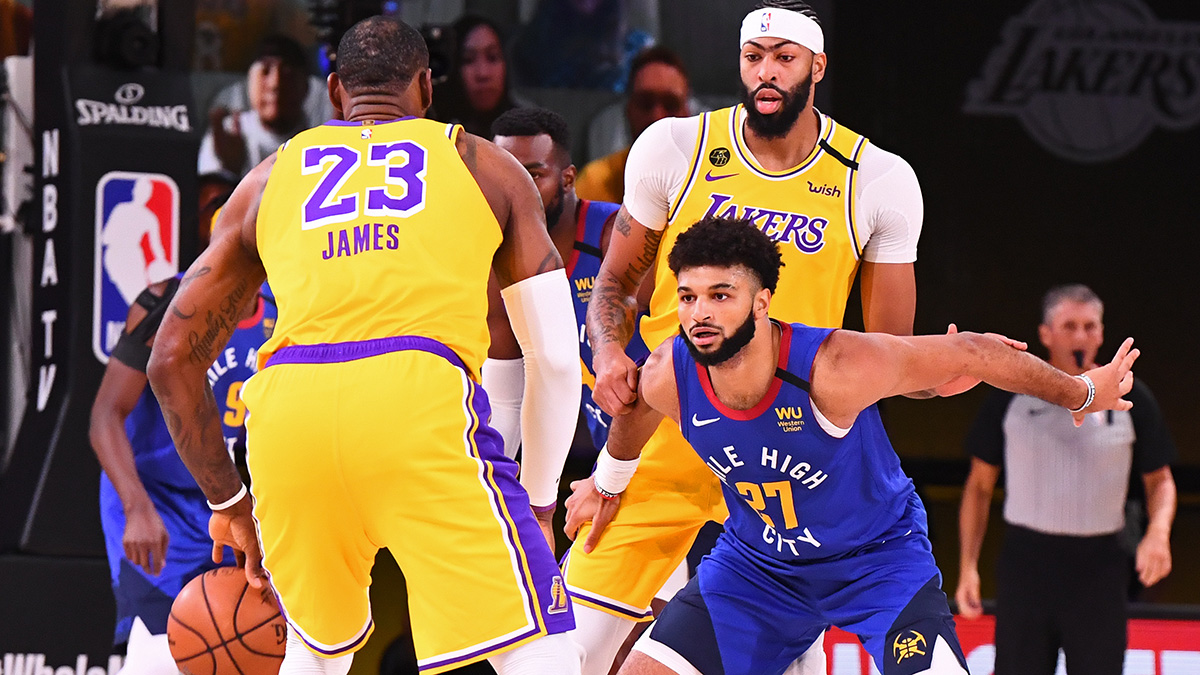 Nuggets-Lakers Game 4 Odds & Promotion: Bet $1, Win $100 if Either Team Makes a 3-Pointer! article feature image