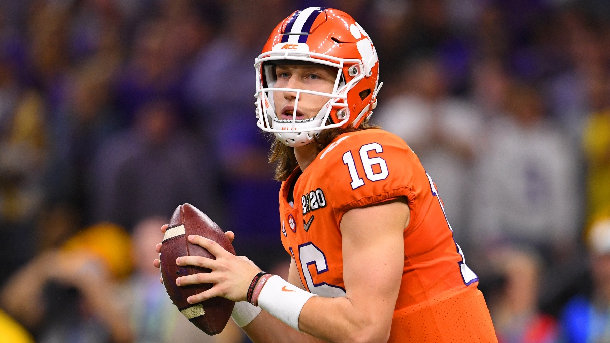 Clemson vs. Georgia Tech Promo: Save Over $3,700 on the Clemson Moneyline! article feature image