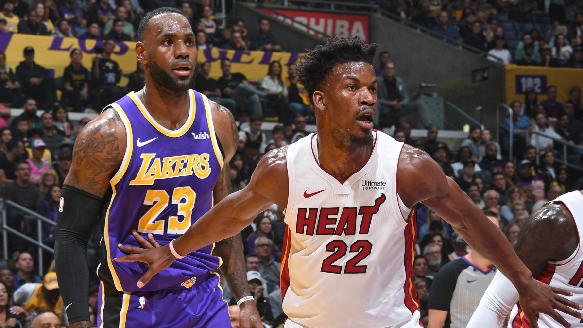 Nba Finals Betting Picks Our Favorite Bets For Game 1 Of Heat Vs Lakers Wednesday Sept 30