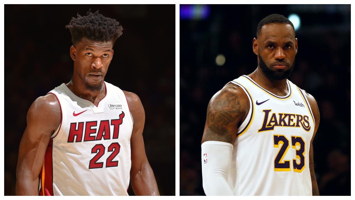 NBA Finals Betting Odds, Picks & Predictions: Heat vs ...