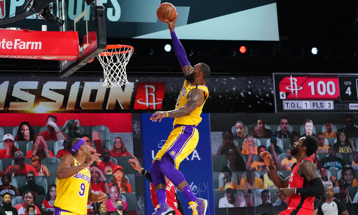 Nba Betting Picks Our Staff S Favorite Playoff Bets For Lakers Vs Rockets Saturday Sept 12