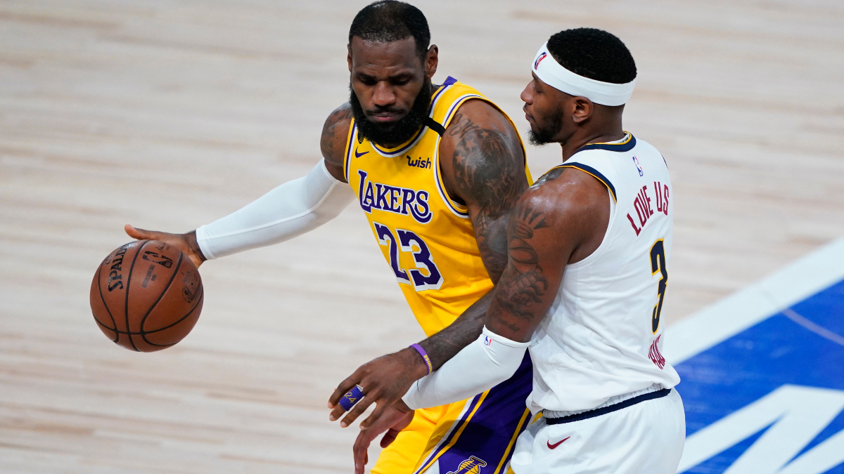 NBA Playoffs Series Odds & Schedule: Lakers Heavy ...