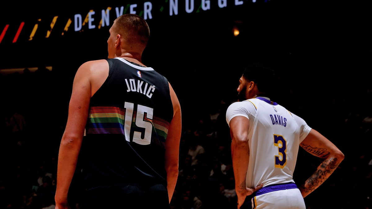 NBA Playoffs Betting Odds, Picks & Predictions: Nuggets vs. Lakers Game 1 (Friday, Sept. 18) article feature image