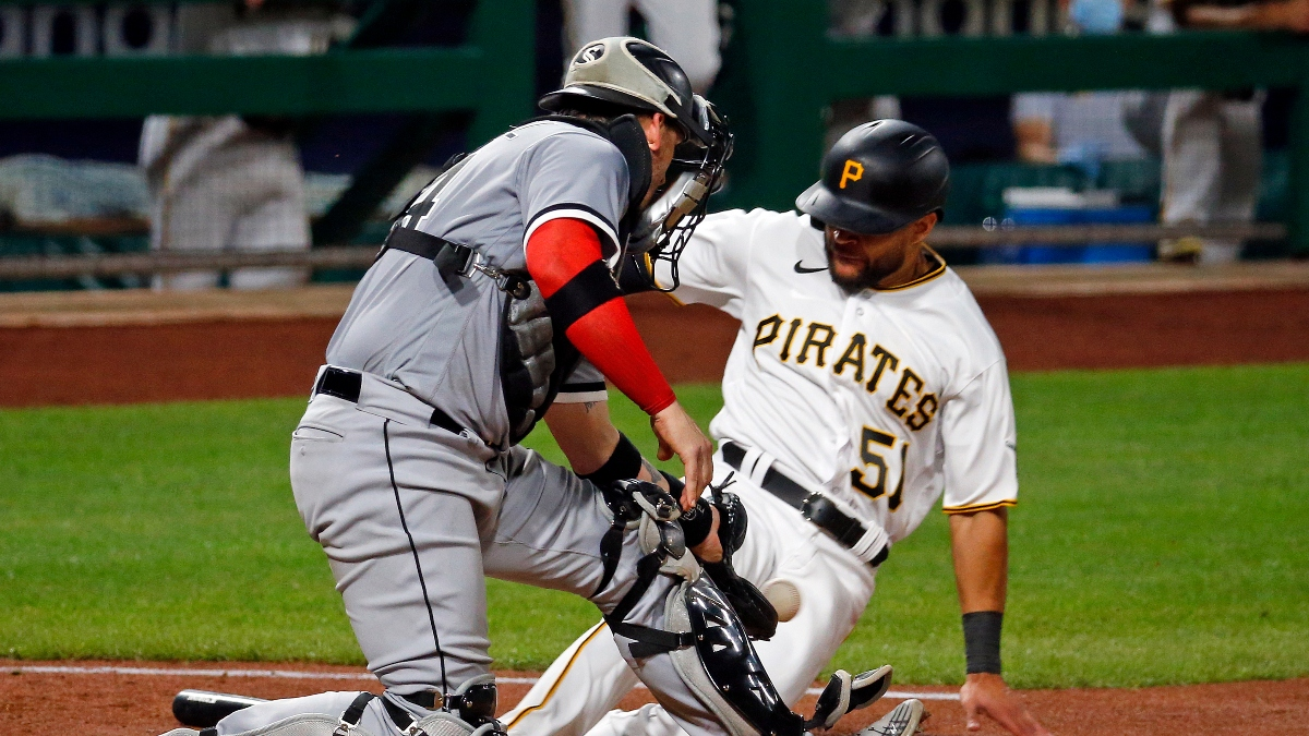 White Sox vs. Pirates PRO Report: Sharp Betting Action Moving MLB Odds (Wednesday, Sept. 9) article feature image