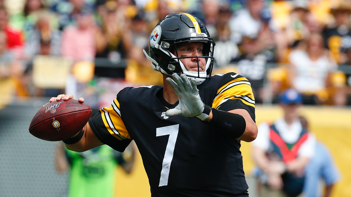 Best NFL Week 1 Sports Betting Promos in Pennsylvania: Win $100 if Steelers Score a TD in Week 1 article feature image