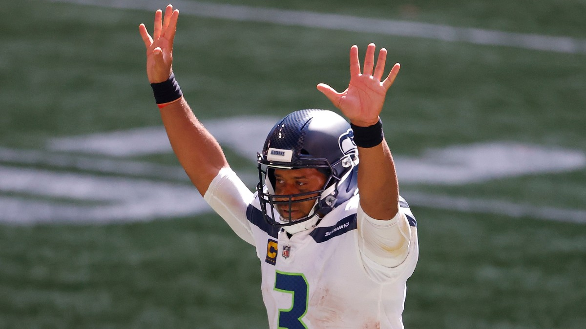 Week 5 NFL Odds & Promos: Bet $1, Win $100 if Seahawks Score a TD — and Much More! article feature image