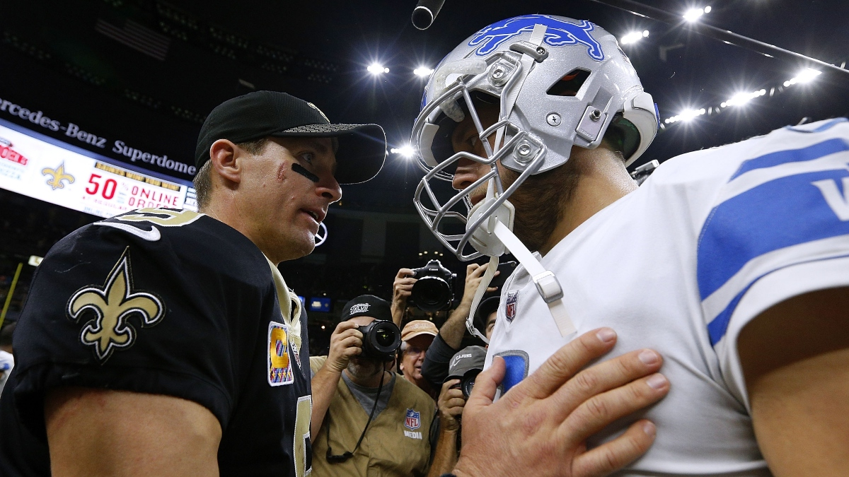 Saints vs. Lions Betting Guide: Odds & Picks For Sunday's Game article feature image