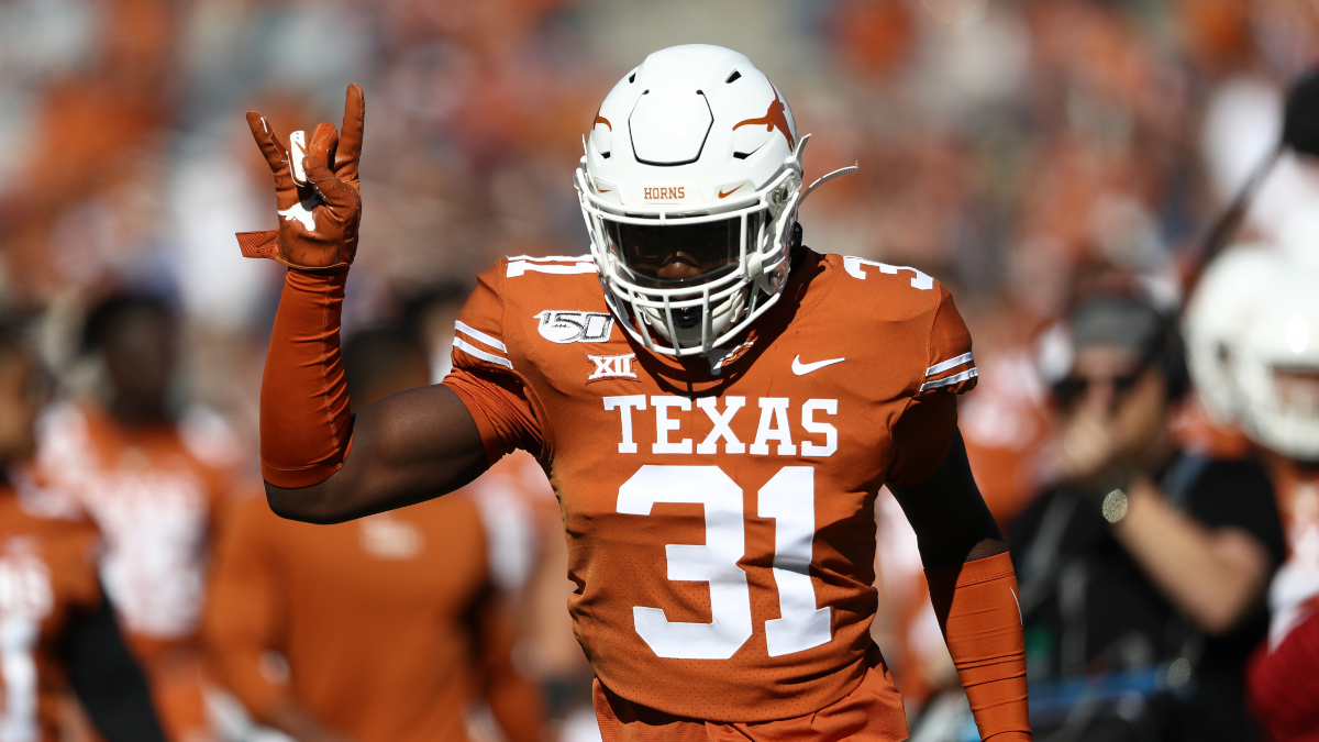 Saturday College Football Betting Odds, Picks & Predictions: Texas vs. UTEP (Sept. 12) article feature image