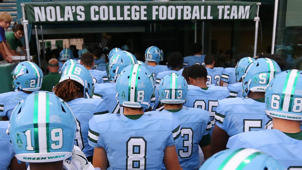 Navy at Tulane Updated Betting Odds & Pick: Will Green Wave Sink Midshipmen's Season? (Saturday, Sept. 19) article feature image