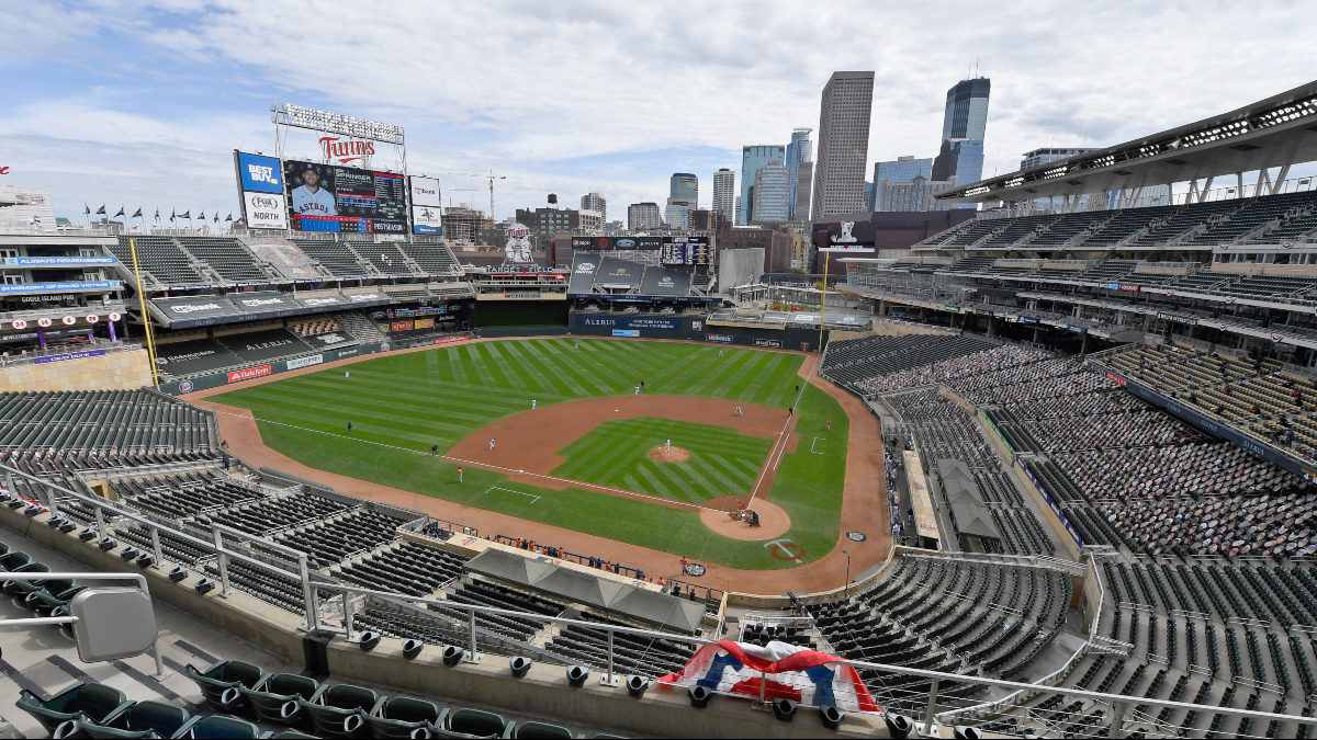 Twins vs. Astros Game 2 Odds, Picks, Betting Predictions (Wednesday, Sept. 30) article feature image