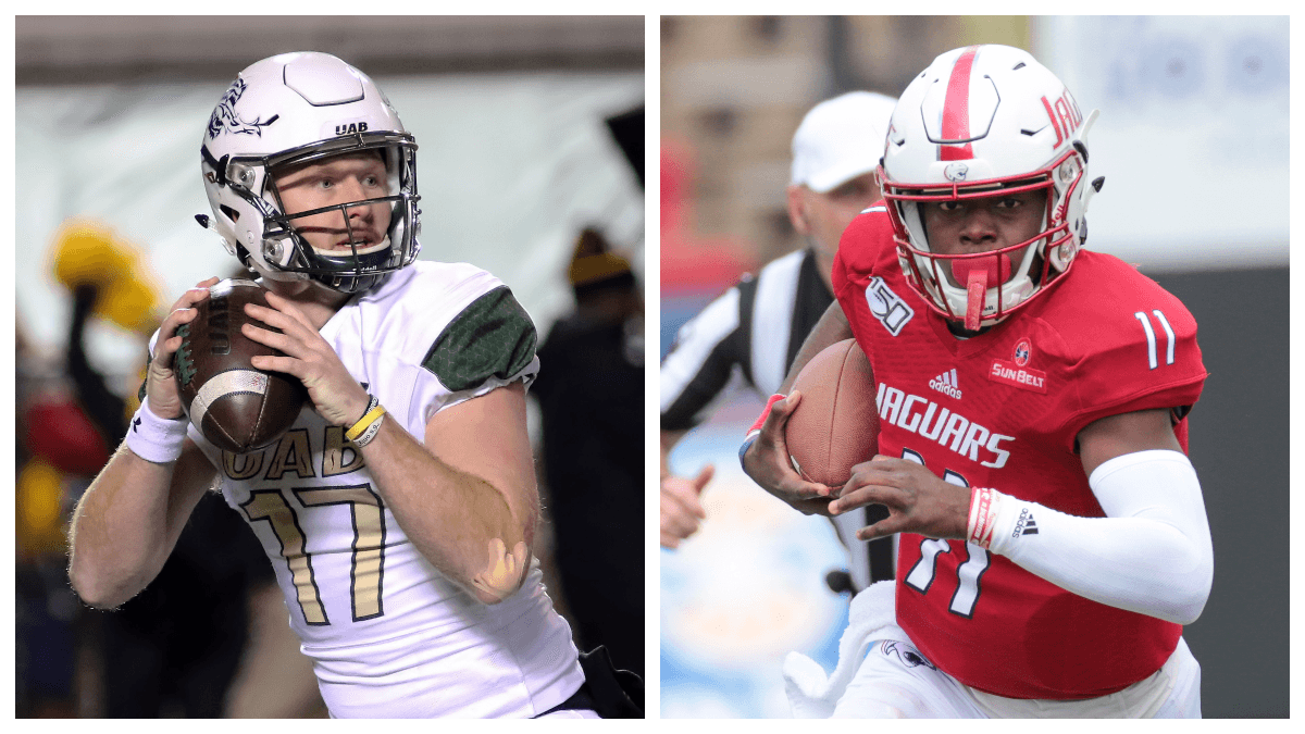 College Football Odds & Pick: Back South Alabama As A Thursday Night Underdog vs. UAB article feature image