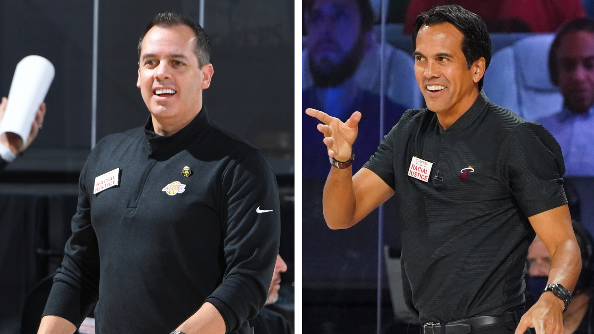 NBA Finals Coaching Breakdown: The Quiet Brilliance of Frank Vogel and Erik Spoelstra article feature image