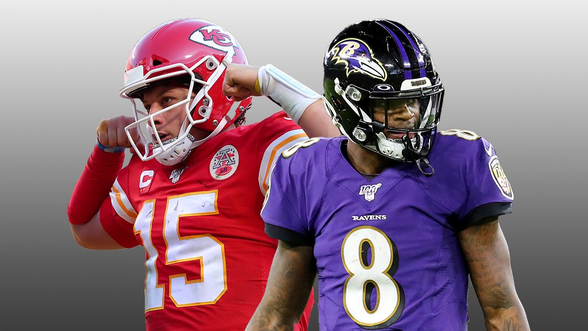 Sunday NFL Picks for Ravens vs. Texans & Chiefs vs. Chargers