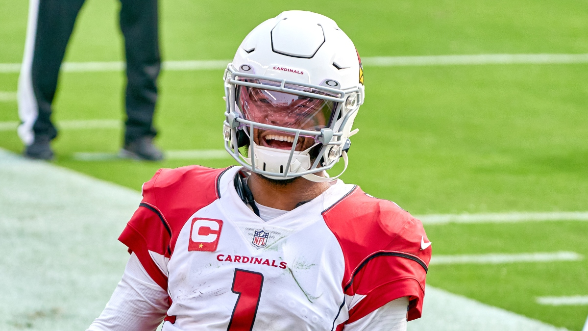 Cardinals-Cowboys MNF Promo: Bet $20, Win $88 if Kyler Murray Throws for at Least 8 Yards article feature image