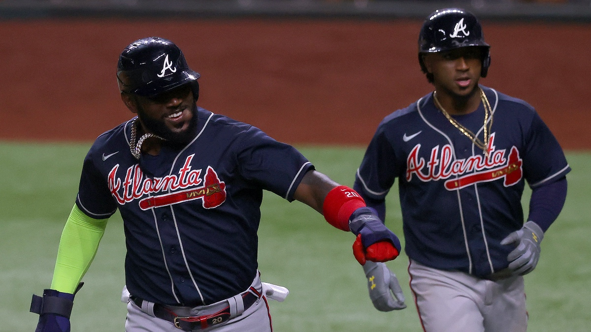 Braves vs. Dodgers Betting Odds, Picks & Predictions: Put Your Faith in Atlanta for Game 2 (Oct. 13) article feature image