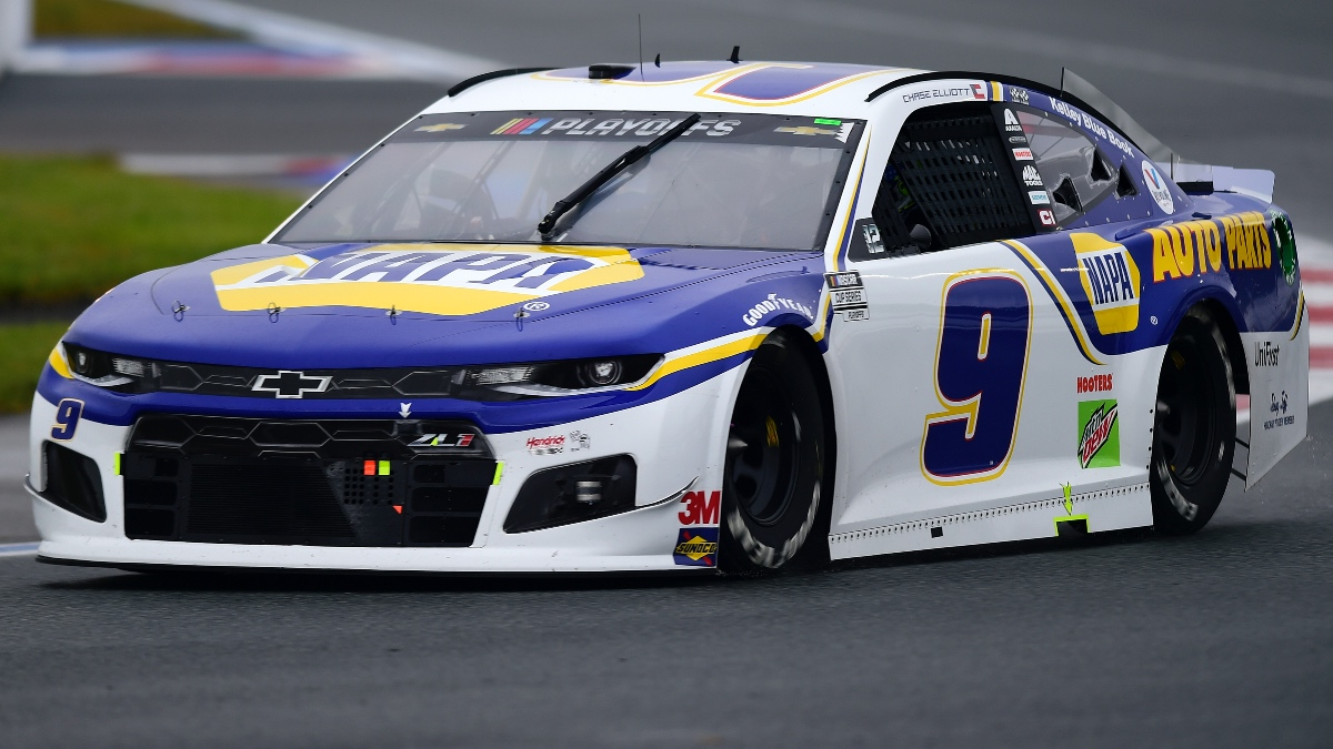 NASCAR at Kansas Betting Odds & Picks: Two Important Bets for the Hollywood Casino 400 (Sunday, Oct. 18) article feature image