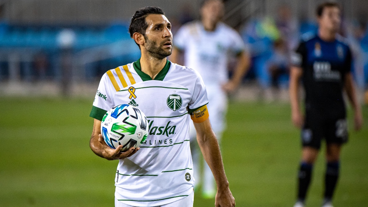 MLS Betting Odds, Picks and Predictions: Los Angeles Galaxy vs. Portland Timbers (Wednesday, Oct. 7) article feature image