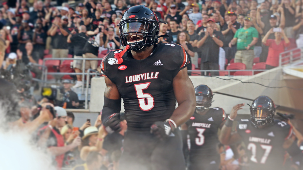 """Louisville at Georgia Tech Betting Odds & Pick: Cardinals in """"Get Right"""" Mode (Friday, Oct. 9) article feature image"""