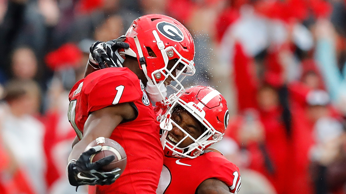 Georgia vs. Alabama: Our Expert's Top Picks, Angles & Best Bets for Saturday's SEC Showdown article feature image