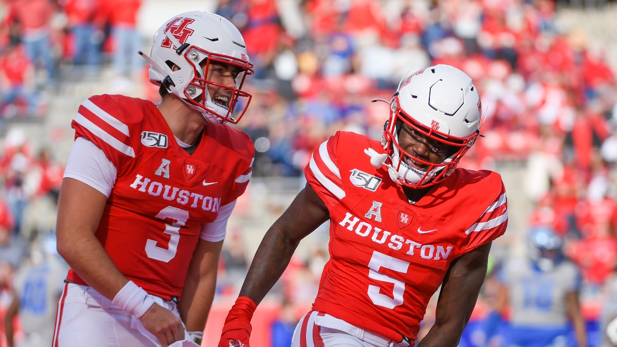 Houston vs. Tulane Odds & Pick: Cougars Should Cover Thursday's Season Opener article feature image