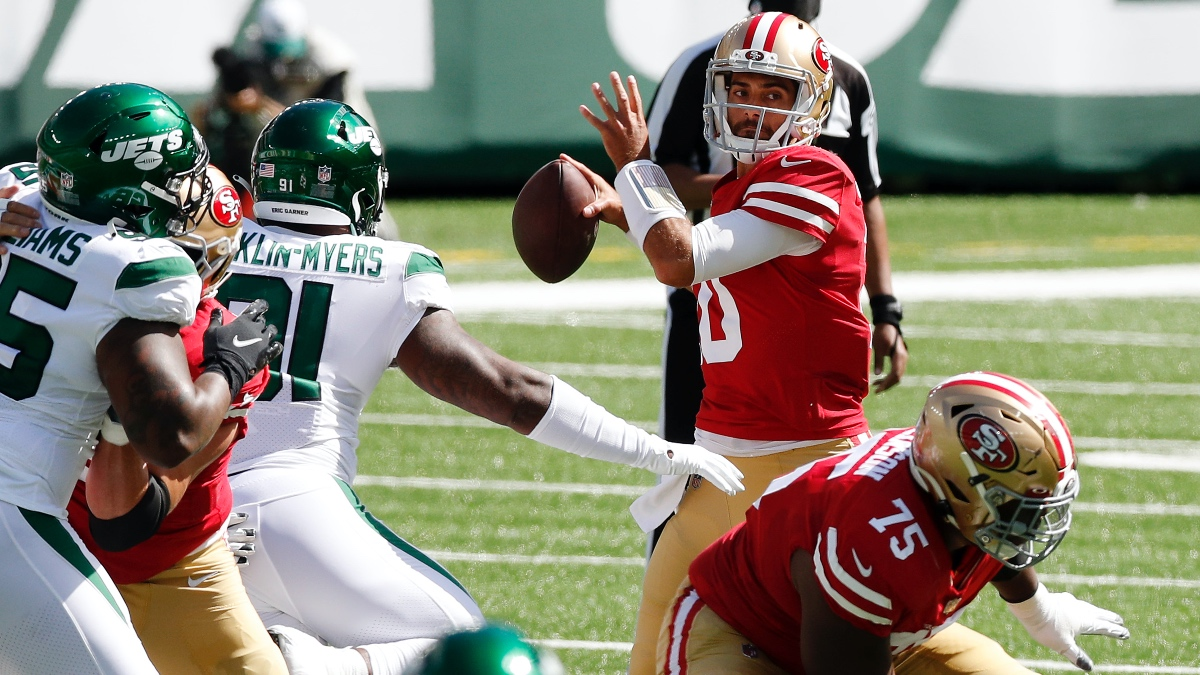 NFL Week 5 Survivor Pool Analysis, Percentages & Pick: There is Value in San Francisco article feature image