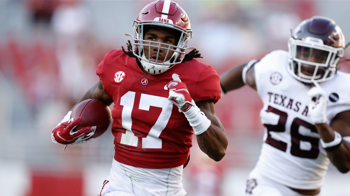Alabama vs. Tennessee Promos: Bet $5, Win $100 if Alabama Covers +50! article feature image