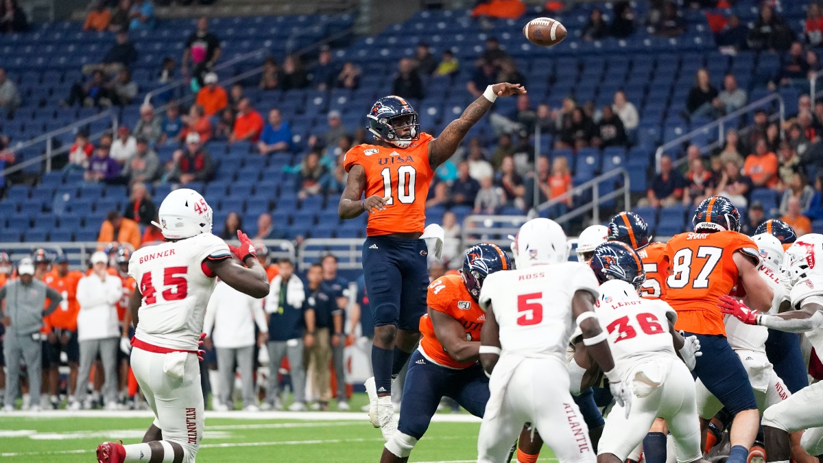 Our Favorite Week 7 College Football Moneyline Underdogs: Mississippi State, UTSA Highlight Top Dogs (Saturday, Oct. 17) article feature image