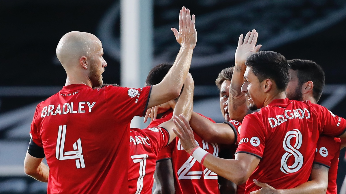 MLS Betting Odds, Picks & Predictions: Toronto FC vs. New York City FC, Plus Two Bonus Plays (Wednesday, Oct. 28) article feature image