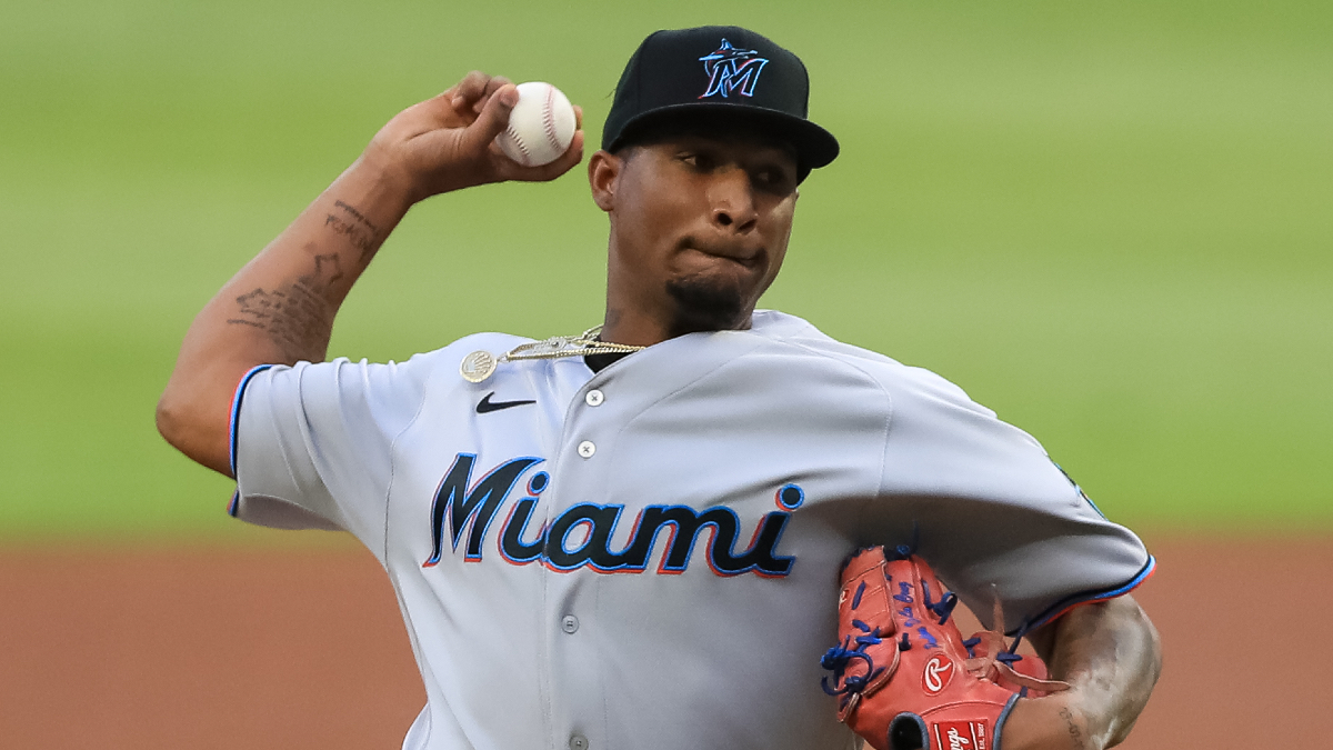 MLB Playoffs Odds, Picks & Predictions: Miami Marlins vs. Atlanta Braves NLDS Game 3 (Thursday, Oct. 8) article feature image