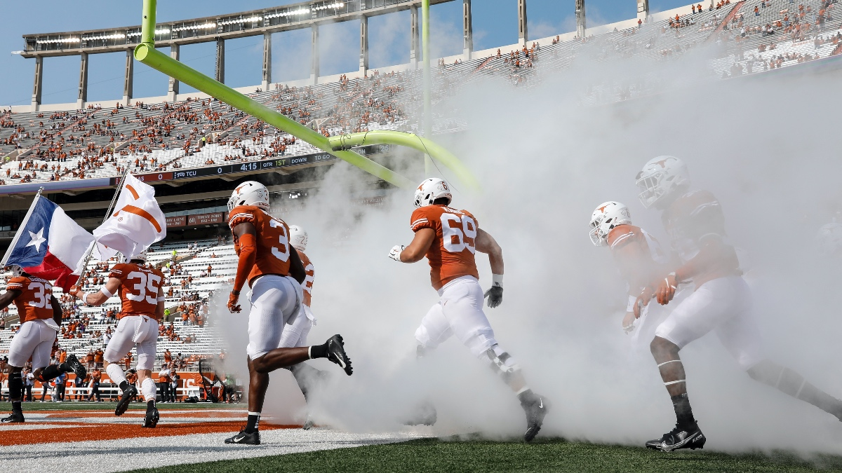 Our Favorite Week 6 College Football Moneyline Underdogs: Texas, Virginia Tech Best Upset Chances (Saturday, Oct. 10) article feature image