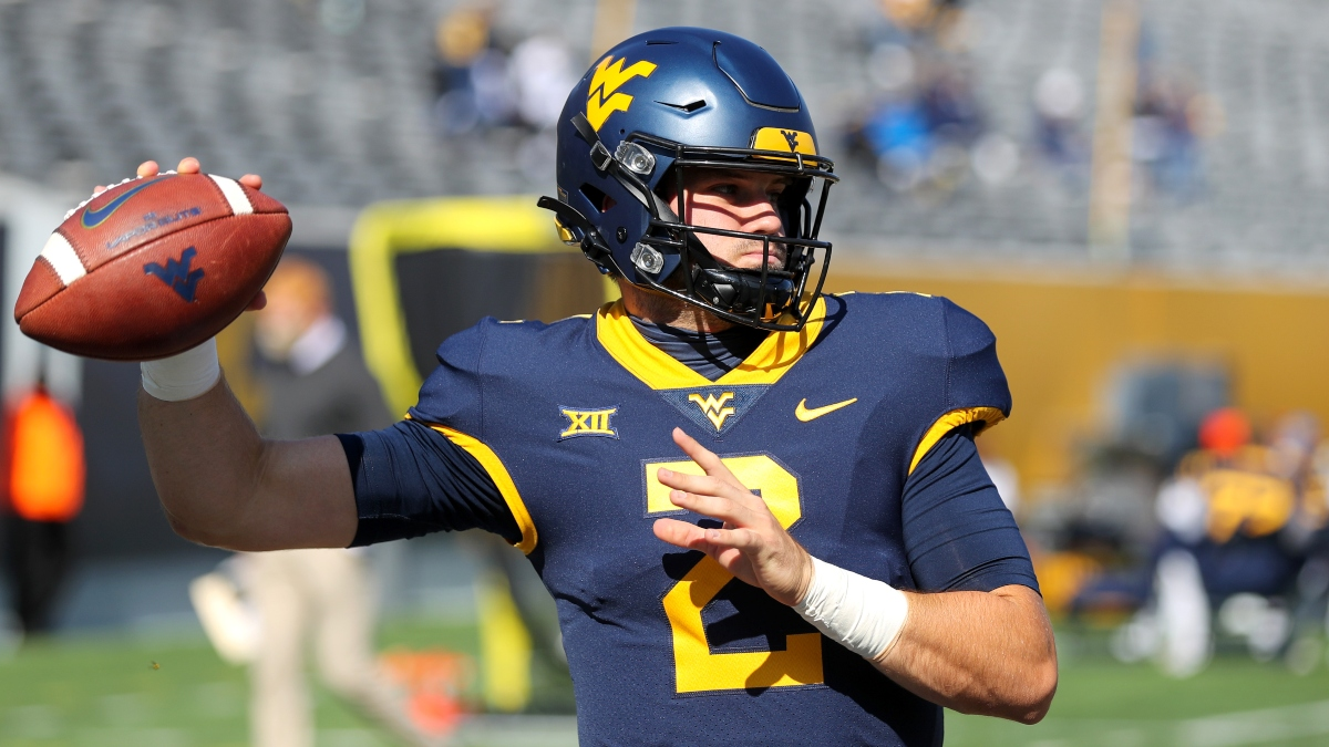 West Virginia vs. TCU Promo: Bet $5, Win $100 if WVU Covers +50! article feature image