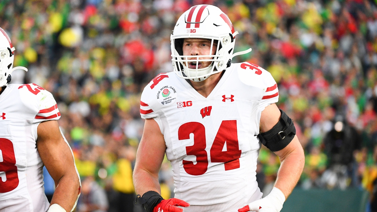 Wisconsin vs. Northwestern Odds & Promos: Bet $5, Win $100 if Wisconsin Covers +50, More! article feature image