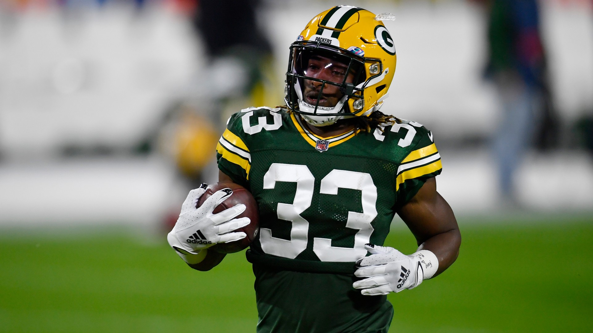 Week 7 Nfl Injury Report Latest Update On Aaron Jones Sam Darnold More Injuries