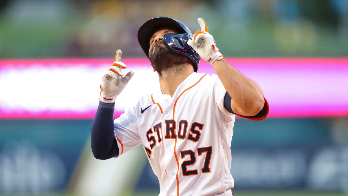 Rays vs. Astros Game 5 Betting Odds, Picks and Predictions (Thursday, Oct. 15) article feature image
