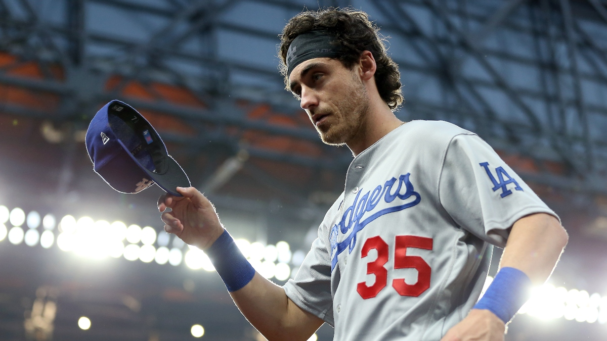 Dodgers vs. Braves NLCS Game 4: Sharp Action, Windy Weather Moving Odds article feature image