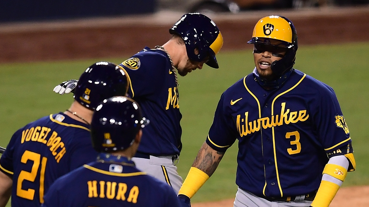Thursday MLB Betting Picks, Predictions: Cardinals vs. Padres, Brewers vs. Dodgers Game 2 (Oct. 1) article feature image