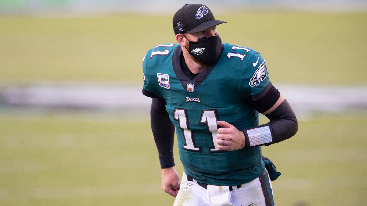 Eagles vs. Browns Odds & Promos: Bet $1, Win $100 if There's at Least 1 Touchdown! article feature image