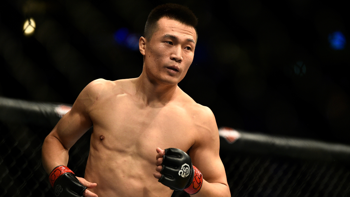 Brian Ortega vs. Chan Sung Jung Odds, Pick & Prediction: Back The Korean Zombie to Come Alive Early (Saturday, Oct. 17) article feature image