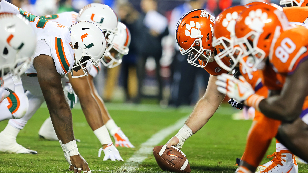 College Football Odds & Picks: Everything You Need to Bet Saturday's Week 6 Games article feature image