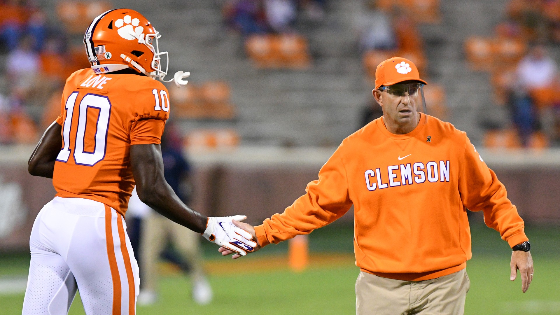 Saturday College Football Odds & Best Bets: Our Staff's Betting Picks for Clemson vs. Miami, Mississippi State vs. Kentucky & More (Oct. 10) article feature image