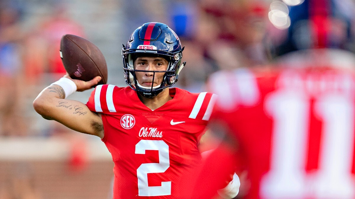 Kentucky vs. Ole Miss Updated Odds & Pick: Back to the Well with Lane Kiffin (Saturday, Oct. 3) article feature image