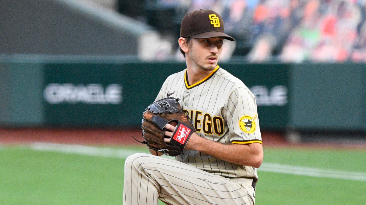 MLB Odds, Picks and Predictions: Padres vs. Dodgers Game 2 Preview (Wednesday, Oct. 7) article feature image
