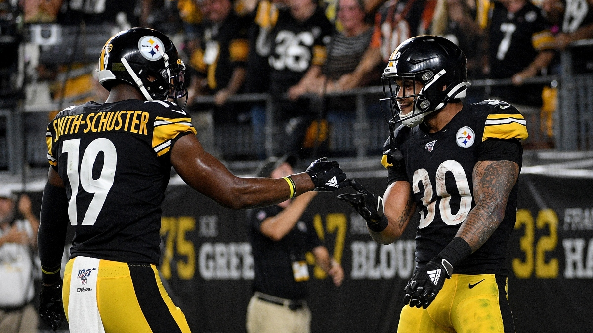 Eagles vs. Steelers Picks: How We're Betting This Spread, Player Props, More article feature image