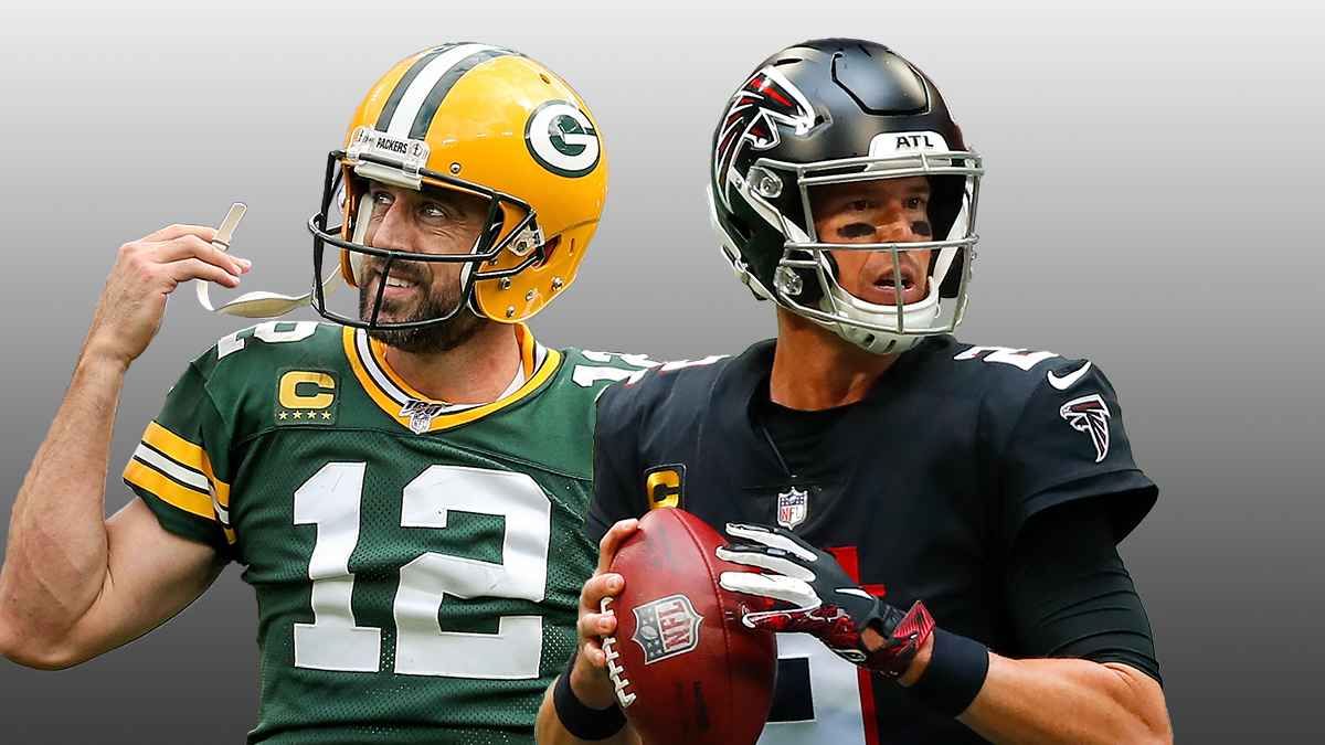 Falcons vs. Packers Betting Odds & Pick: Fade Aaron Rodgers On Monday Night Football article feature image