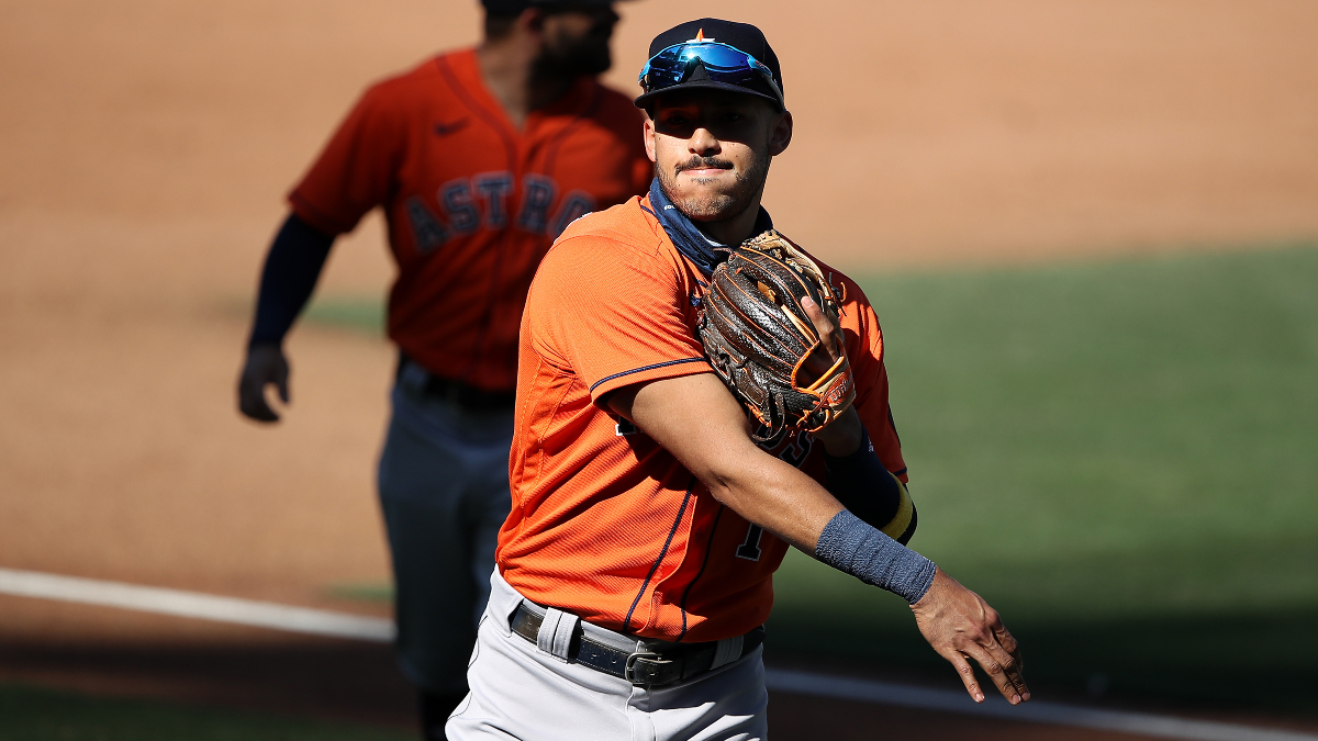 Wednesday Rays vs. Astros Odds, Picks & Predictions: Expect the Astros to Bounce Back (October 14th) article feature image