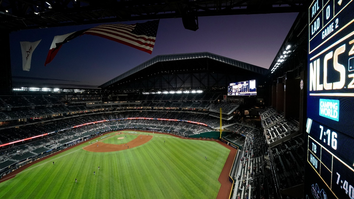 Dodgers vs. Braves Game 3: Sharp Betting, Windy Weather Impacting Odds (Oct. 14) article feature image