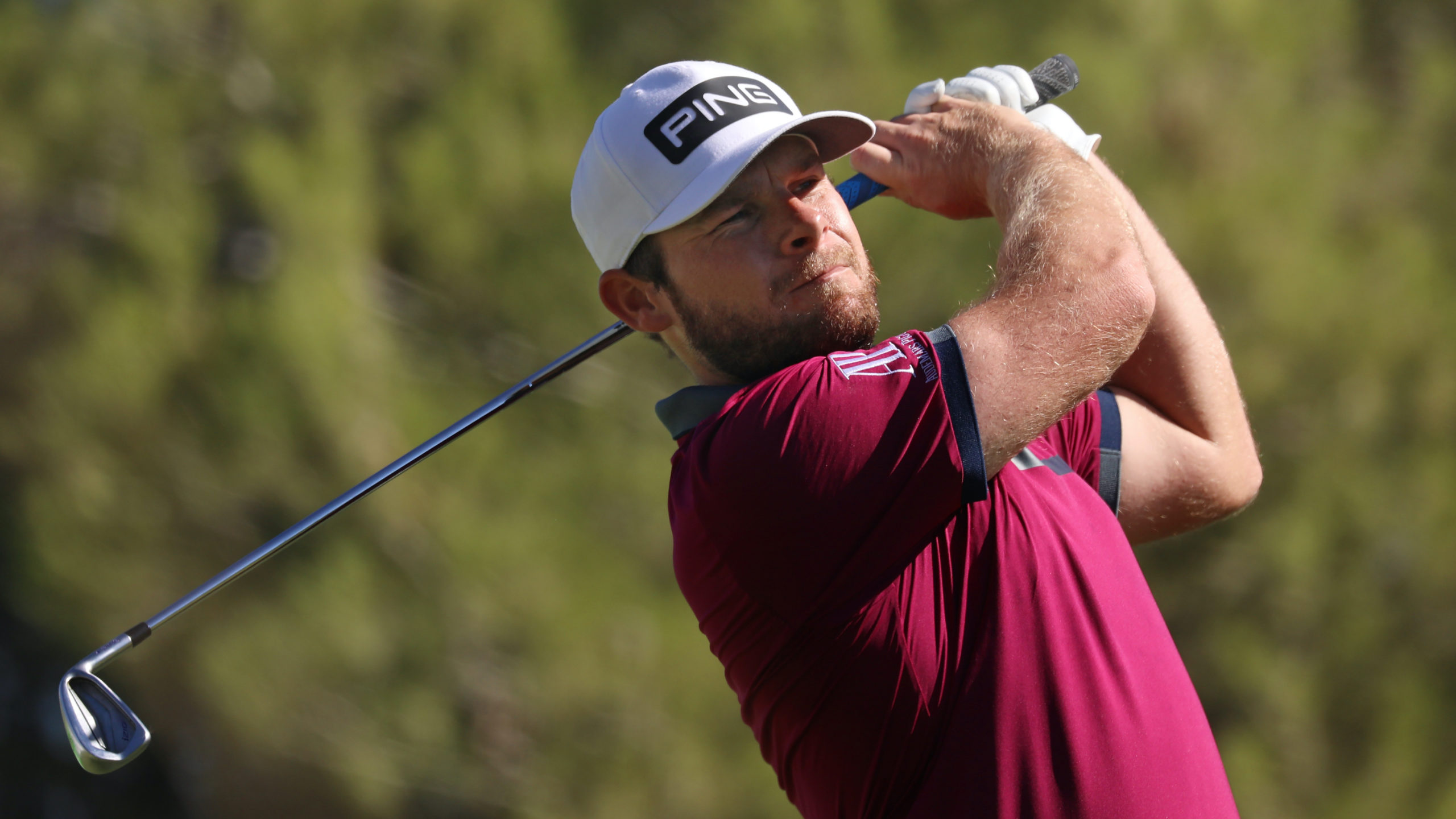 CJ Cup Round 2 Buys & Fades: Finding Value Using Strokes Gained Data article feature image