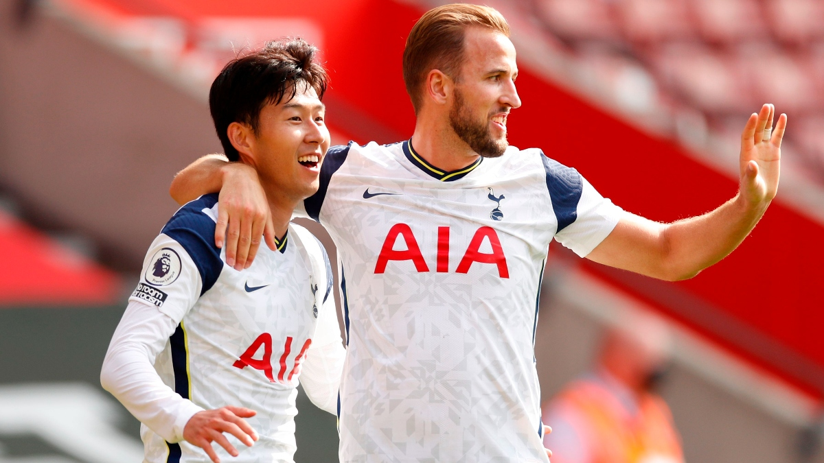 Premier League Betting Odds, Picks & Predictions: Spurs vs. Brighton & Hove Albion (Sunday, Nov. 1) article feature image